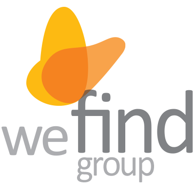 Logo wefind email